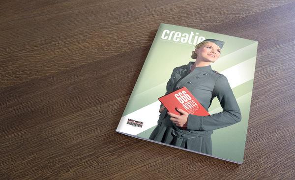Creatie Magazine Design