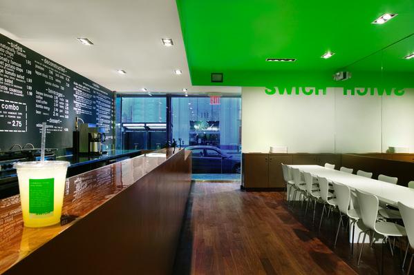 Looks like good Interior Design by Stefan Boublil