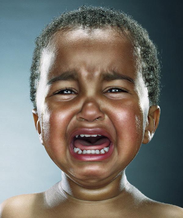 Jill Greenberg Studio Crying